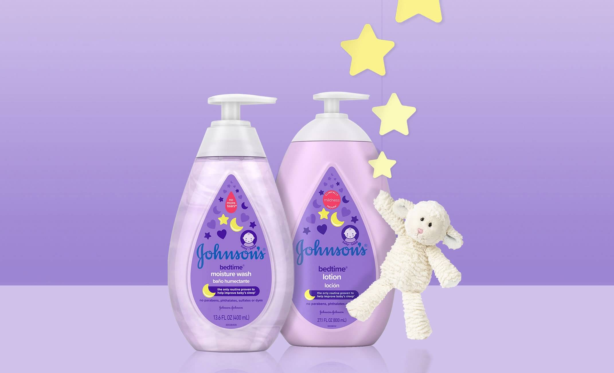 johnsons bedtime baby lotion moisture wash
